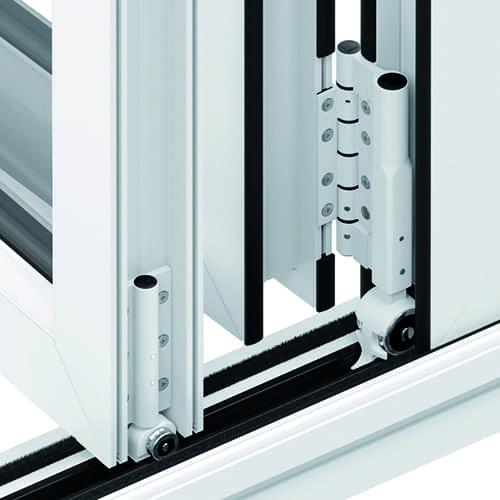Aluminium Doors Adjusting Aluminium Doors
