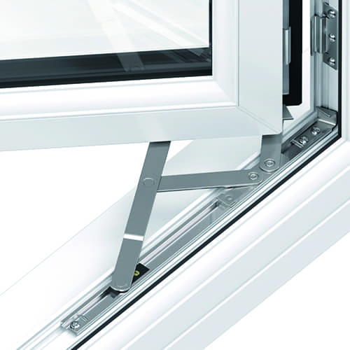 UPVC French Casement Windows Norwich