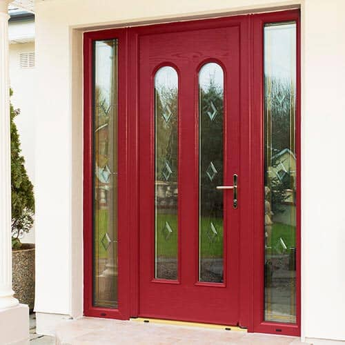 Composite door prices Norfolk