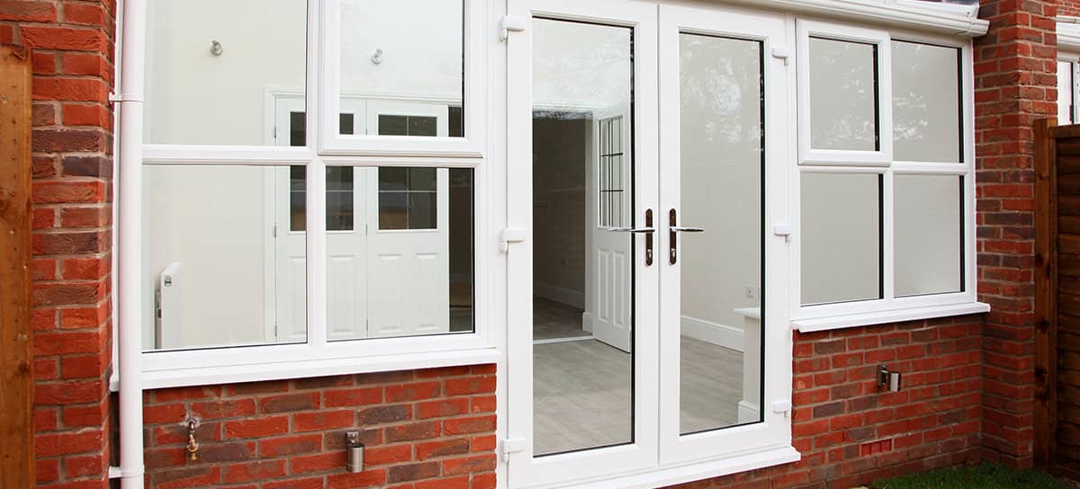 French doors Norwich
