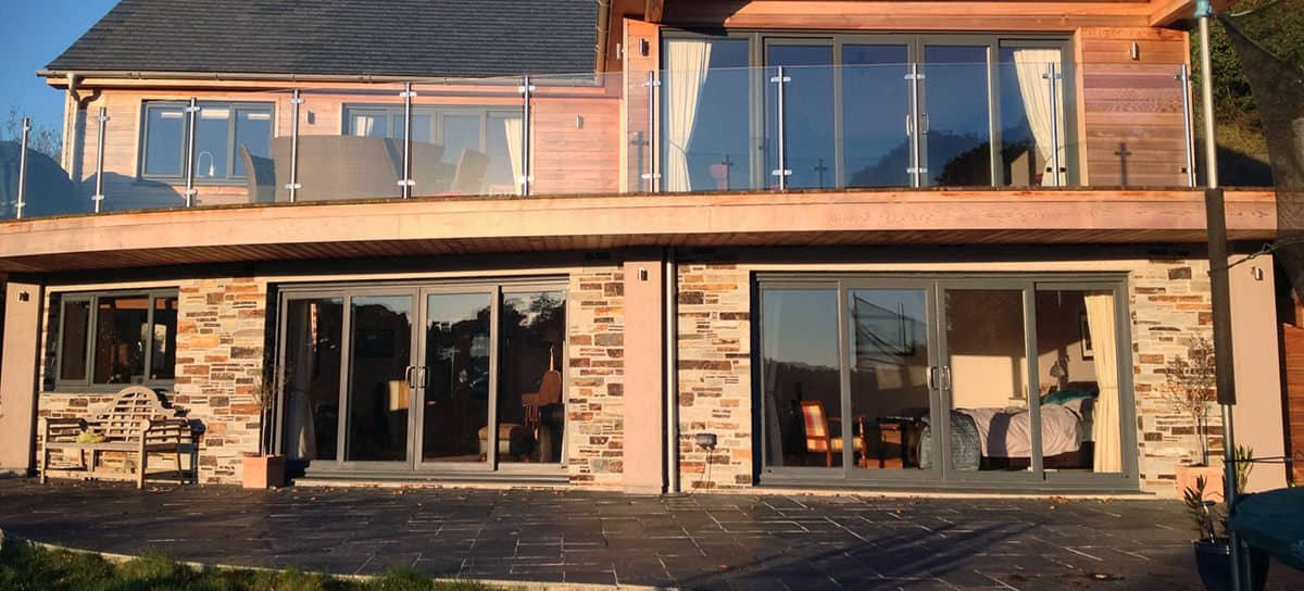 Patio doors Norfolk