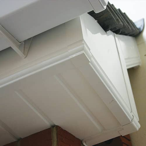 uPVC soffits Norwich